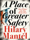 A Place of Greater Safety (eBook)